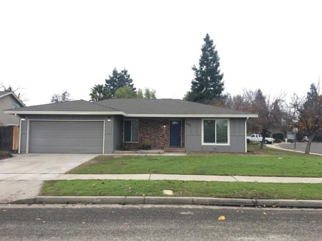 689 El Portal Drive, Merced, CA 95340 (MLS #18079821) :: Heidi Phong Real Estate Team