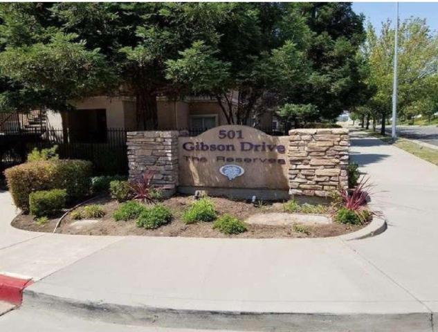 501 Gibson Drive #1223, Roseville, CA 95678 (MLS #18079920) :: Dominic Brandon and Team