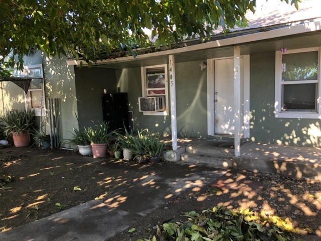 1405 Nadine Avenue, Modesto, CA 95351 (MLS #18080280) :: Keller Williams Realty Folsom