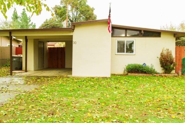 30 Antelope Street, Woodland, CA 95695 (MLS #18080342) :: The MacDonald Group at PMZ Real Estate