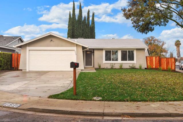 1690 Duncan Drive, Tracy, CA 95376 (MLS #18080405) :: The MacDonald Group at PMZ Real Estate