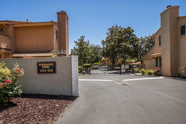 1220 W Roseburg Avenue E, Modesto, CA 95350 (MLS #18080895) :: Dominic Brandon and Team