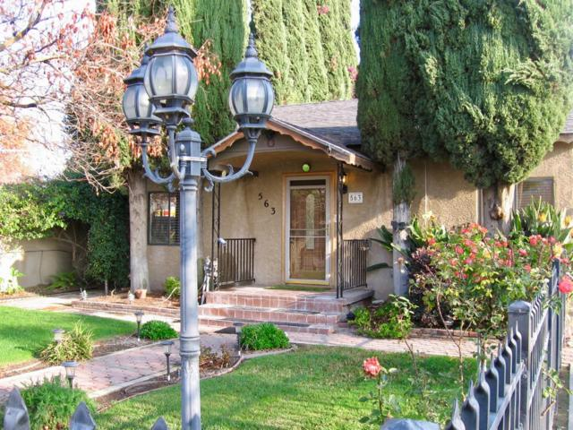 563 S Rose Street, Turlock, CA 95380 (MLS #18081639) :: The MacDonald Group at PMZ Real Estate