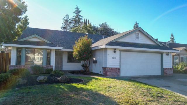 1579 1st Street, Lincoln, CA 95648 (MLS #18081973) :: Keller Williams - Rachel Adams Group