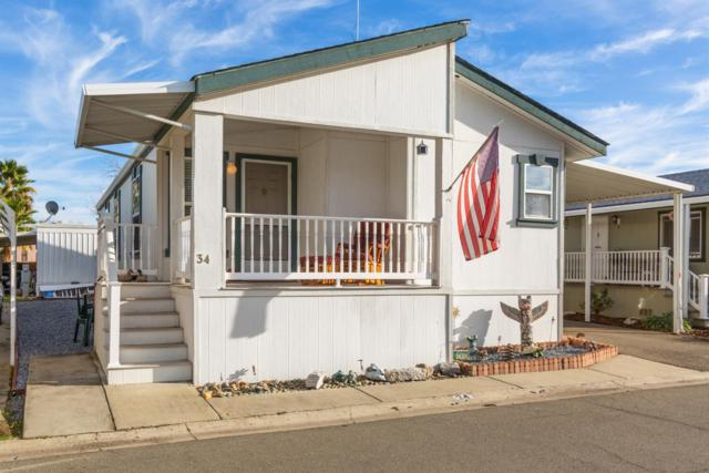 5505 S Grove St #34, Rocklin, CA 95677 (MLS #18082304) :: The MacDonald Group at PMZ Real Estate