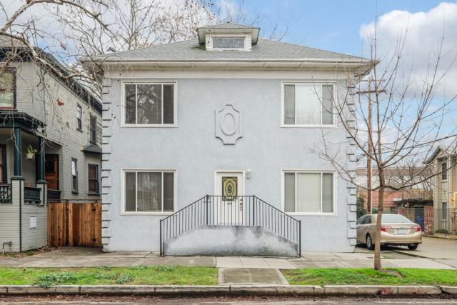 613 11th Street, Sacramento, CA 95814 (MLS #19002231) :: Heidi Phong Real Estate Team