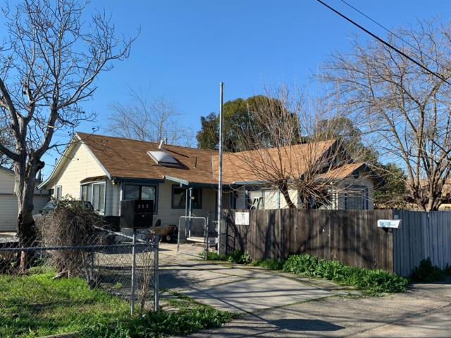243 N Oro Avenue, Stockton, CA 95215 (MLS #19006321) :: The Merlino Home Team