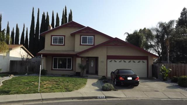 650 Carson Court, Vacaville, CA 95687 (MLS #19006735) :: The MacDonald Group at PMZ Real Estate