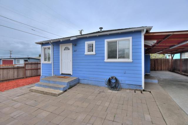 267 S 35th Street, Richmond, CA 94804 (MLS #19006912) :: REMAX Executive