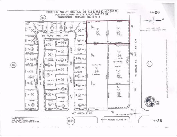 0-0 Patterson Road, Riverbank, CA 95367 (MLS #19006946) :: The MacDonald Group at PMZ Real Estate