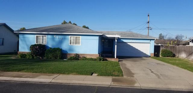217 Cottage Avenue, Manteca, CA 95336 (MLS #19007446) :: Keller Williams - Rachel Adams Group