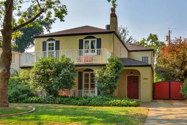 2641 Curtis Way, Sacramento, CA 95818 (MLS #19007826) :: The Del Real Group