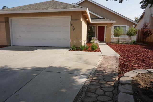 1224 Cribari Drive, Modesto, CA 95358 (MLS #19008707) :: Keller Williams - Rachel Adams Group