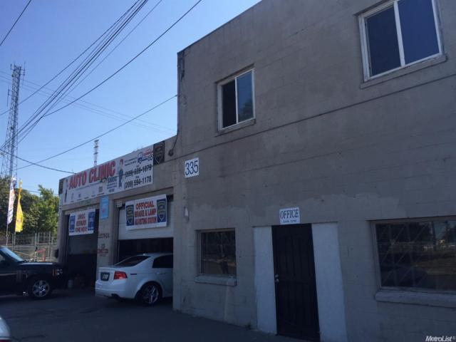 347-335-337 S Commerce Street, Stockton, CA 95203 (MLS #19009435) :: Keller Williams - Rachel Adams Group