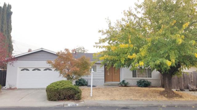 1560 Heartwood Drive, Concord, CA 94521 (MLS #19010311) :: Keller Williams Realty