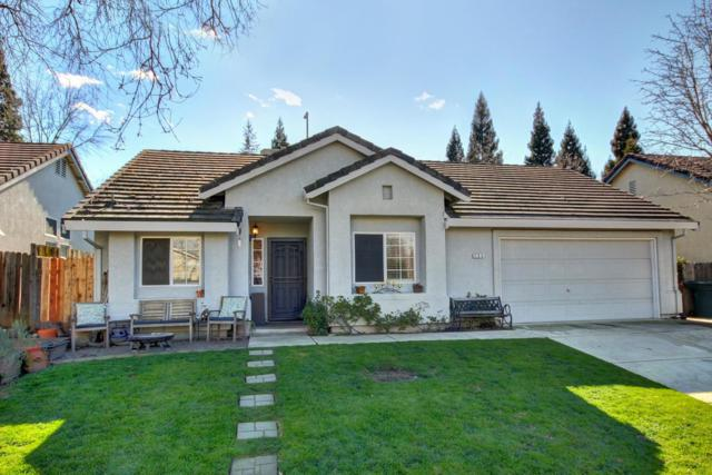 205 Partridge, Roseville, CA 95661 (MLS #19012638) :: The Del Real Group