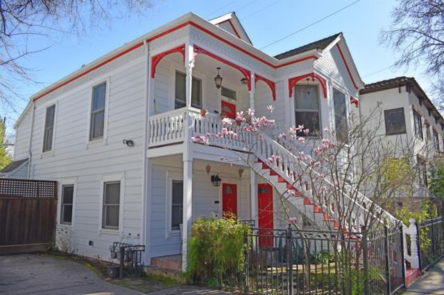815 27th Street, Sacramento, CA 95816 (MLS #19013479) :: Heidi Phong Real Estate Team