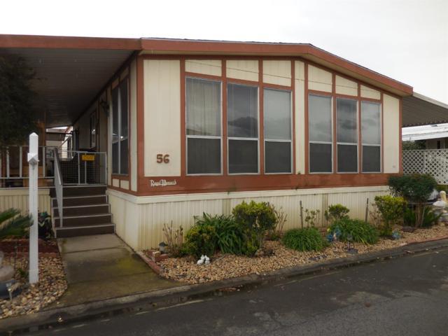 56 Robles, Sacramento, CA 95828 (#19013561) :: Michael Hulsey & Associates
