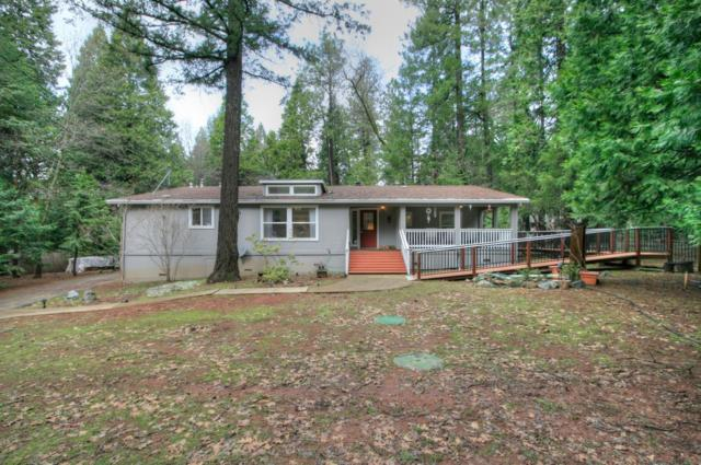 5550 Happy Pines Drive, Foresthill, CA 95631 (MLS #19013754) :: Heidi Phong Real Estate Team
