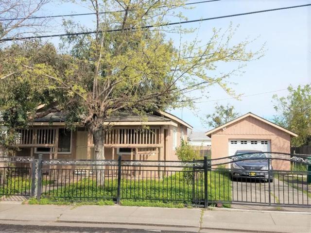 1121 E 7th Street, Stockton, CA 95206 (MLS #19017084) :: Dominic Brandon and Team