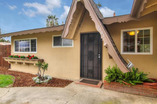 7481 Evening Way, Citrus Heights, CA 95621 (MLS #19017371) :: The Del Real Group