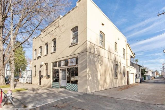 1913 6th Street, Sacramento, CA 95811 (MLS #19018745) :: Dominic Brandon and Team