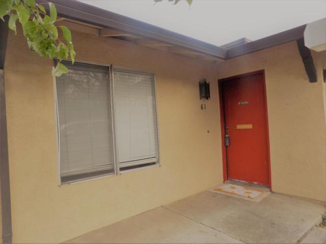 56 W Elliot Street #61, Woodland, CA 95695 (#19019808) :: Michael Hulsey & Associates