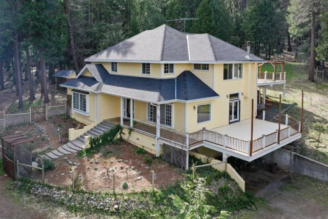 14052 Wings Of Morning Drive, Nevada City, CA 95959 (MLS #19022338) :: The MacDonald Group at PMZ Real Estate