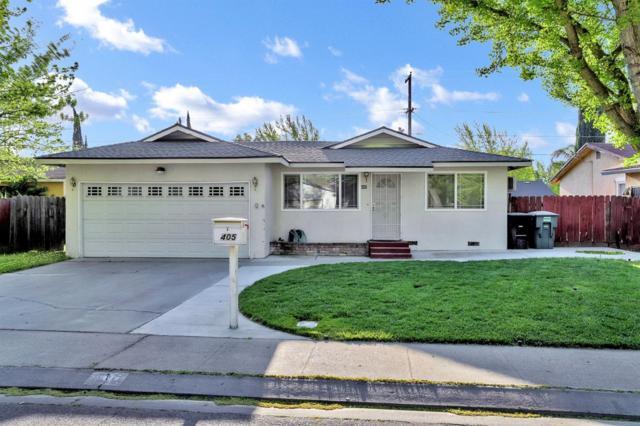 405 Longfellow Avenue, Modesto, CA 95351 (MLS #19023265) :: The MacDonald Group at PMZ Real Estate