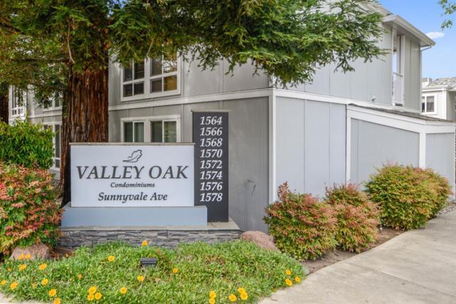 1564 Sunnyvale #1, Walnut Creek, CA 94597 (MLS #19023767) :: Keller Williams - Rachel Adams Group