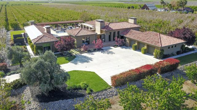 2101 Clinton Road, Hughson, CA 95326 (MLS #19024172) :: The MacDonald Group at PMZ Real Estate