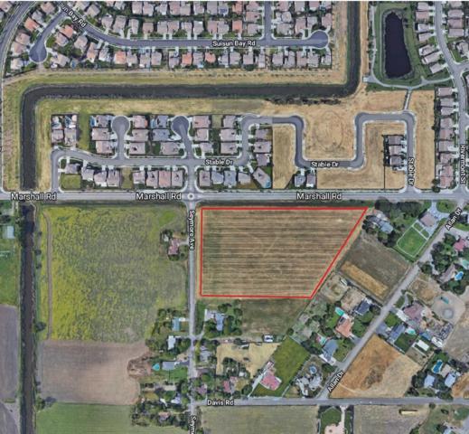 0 Marshall Road, West Sacramento, CA 95691 (MLS #19024285) :: Keller Williams - Rachel Adams Group