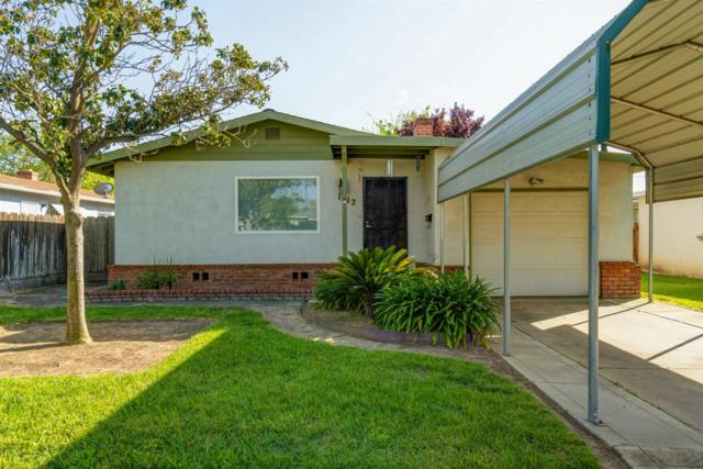 1212 W 10th, Merced, CA 95341 (MLS #19024392) :: The MacDonald Group at PMZ Real Estate