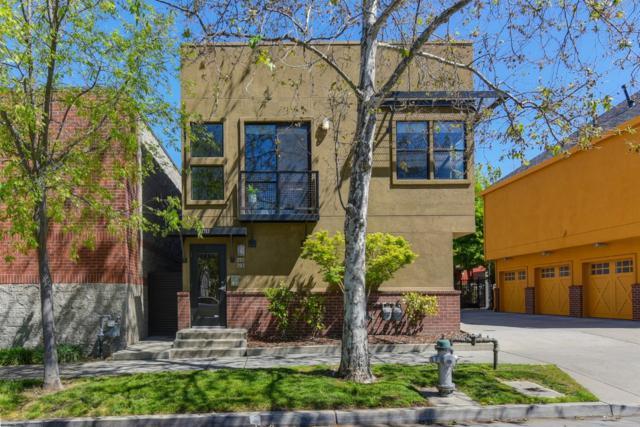 2117 S Street #201, Sacramento, CA 95816 (MLS #19024955) :: Keller Williams - Rachel Adams Group