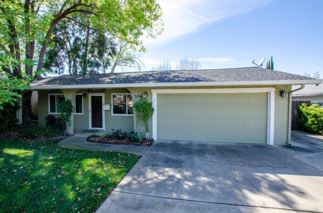 504 Atkinson Street, Roseville, CA 95678 (MLS #19024958) :: The MacDonald Group at PMZ Real Estate