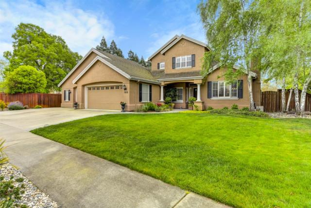 182 Brookhaven Drive, Roseville, CA 95678 (MLS #19025265) :: The MacDonald Group at PMZ Real Estate