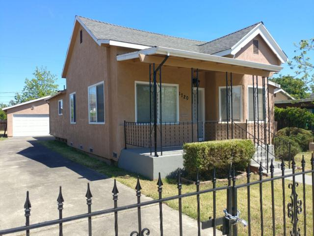 1720 S Stanislaus Street, Stockton, CA 95206 (MLS #19026309) :: Keller Williams - Rachel Adams Group