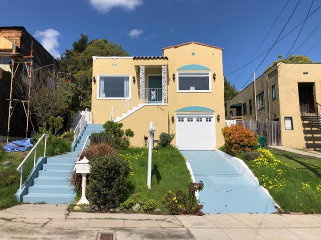 2701 Maxwell Avenue, Oakland, CA 94619 (MLS #19026535) :: eXp Realty - Tom Daves