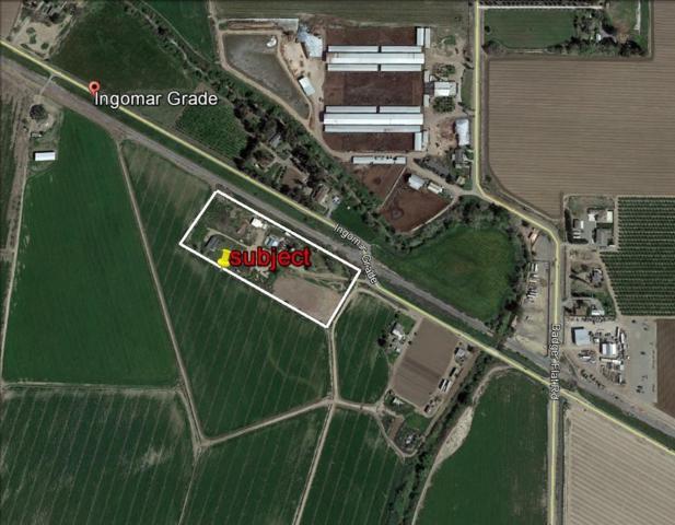 0 21567 Ingomar Grade, Los Banos, CA 93635 (MLS #19032466) :: eXp Realty - Tom Daves