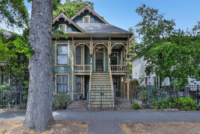 1511 F Street, Sacramento, CA 95814 (MLS #19032758) :: Heidi Phong Real Estate Team