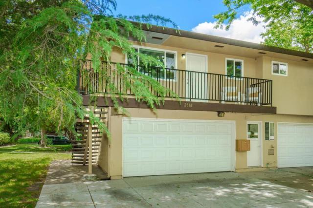 2818 Bidwell Street #4, Davis, CA 95618 (#19033979) :: Michael Hulsey & Associates