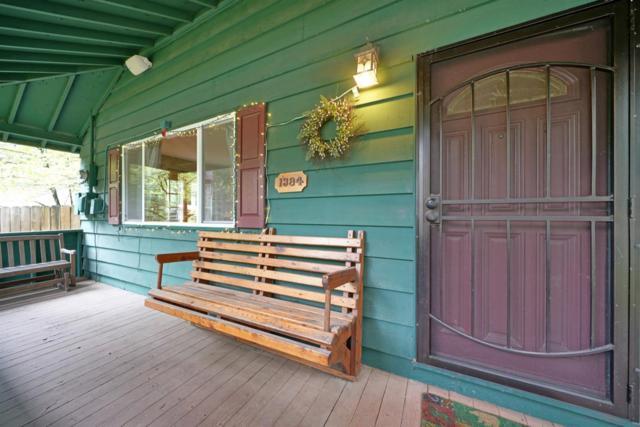 1384 Silver Fork Road, Kyburz, CA 95720 (MLS #19034426) :: eXp Realty - Tom Daves