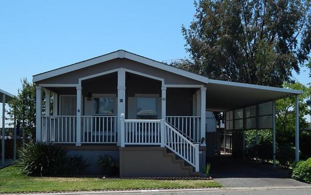 1830 E Yosemite Avenue #40, Manteca, CA 95336 (MLS #19035161) :: The Home Team