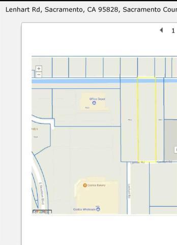 0 Lenhart Road, Sacramento, CA 95828 (MLS #19035274) :: Keller Williams Realty