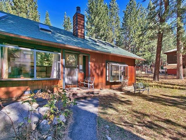 1145 Golden Bear Trail, South Lake Tahoe, CA 96150 (MLS #19039532) :: REMAX Executive