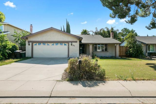 811 Amaretto Drive, Tracy, CA 95376 (MLS #19041788) :: REMAX Executive