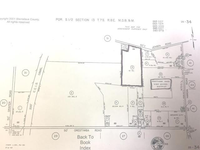 0 Jensen Road, Newman, CA 95322 (MLS #19042391) :: Keller Williams - Rachel Adams Group