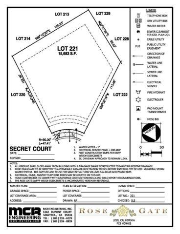 68 Secret Court, Lodi, CA 95242 (MLS #19042455) :: The Home Team