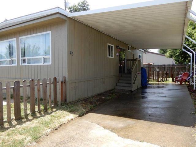 9340 Orangevale Avenue #46, Orangevale, CA 95662 (MLS #19042485) :: The MacDonald Group at PMZ Real Estate