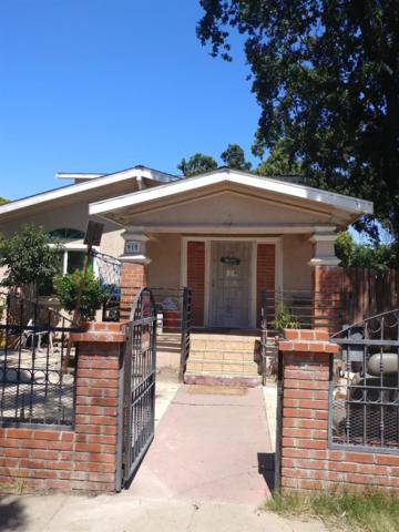 910 Pleasant Avenue, Stockton, CA 95205 (MLS #19042520) :: The Home Team